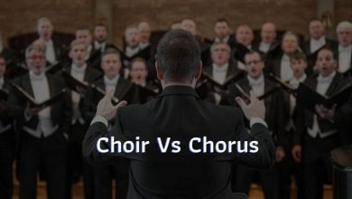 Choir Vs Chorus