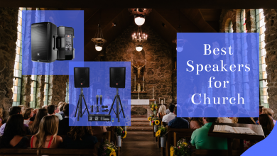 Photo of Best speakers for church – Here are the top sound systems of 2020