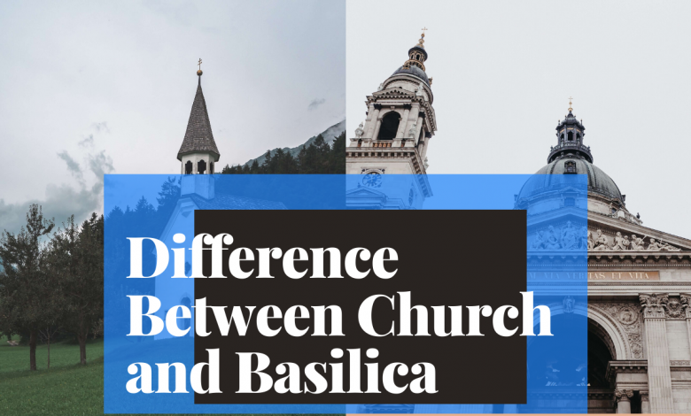 Know The Difference Between Church and Basilica