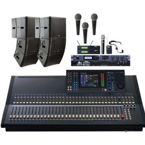 Most important components in a sound system