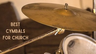 Best Cymbals for Church
